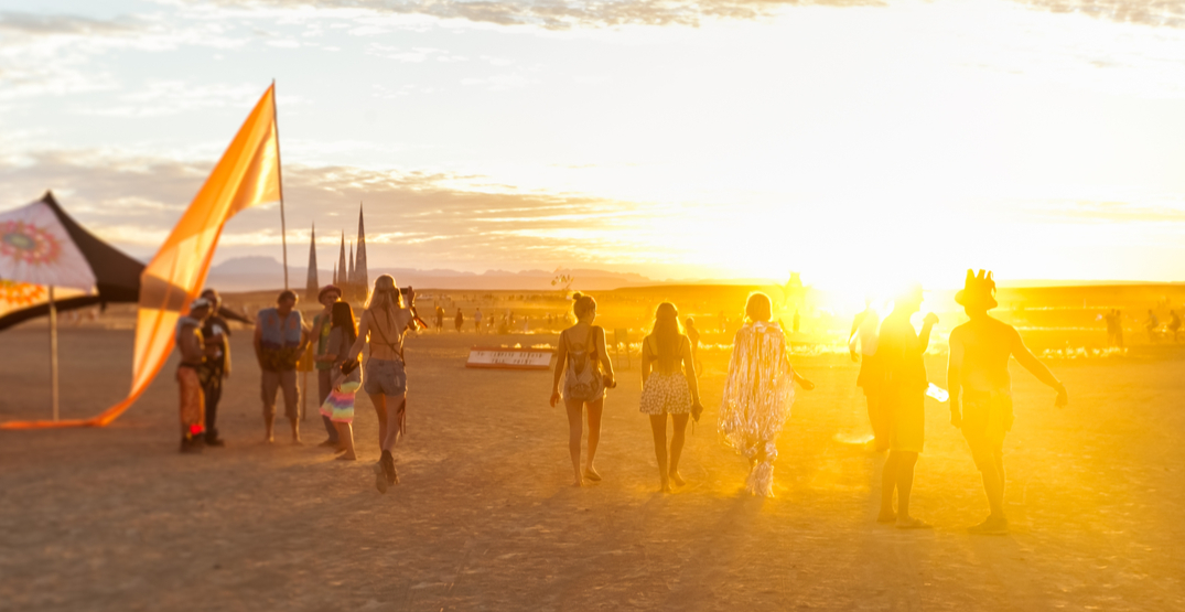 Burning Man festival will be held online this year (VIDEO)