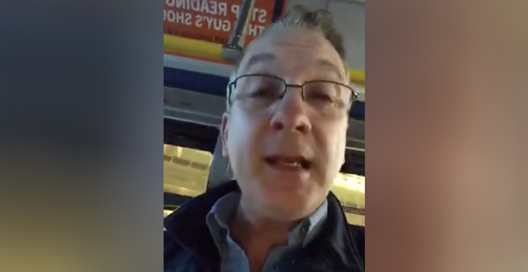 """I'm scared shitless,"" says TransLink bus driver (VIDEO)"