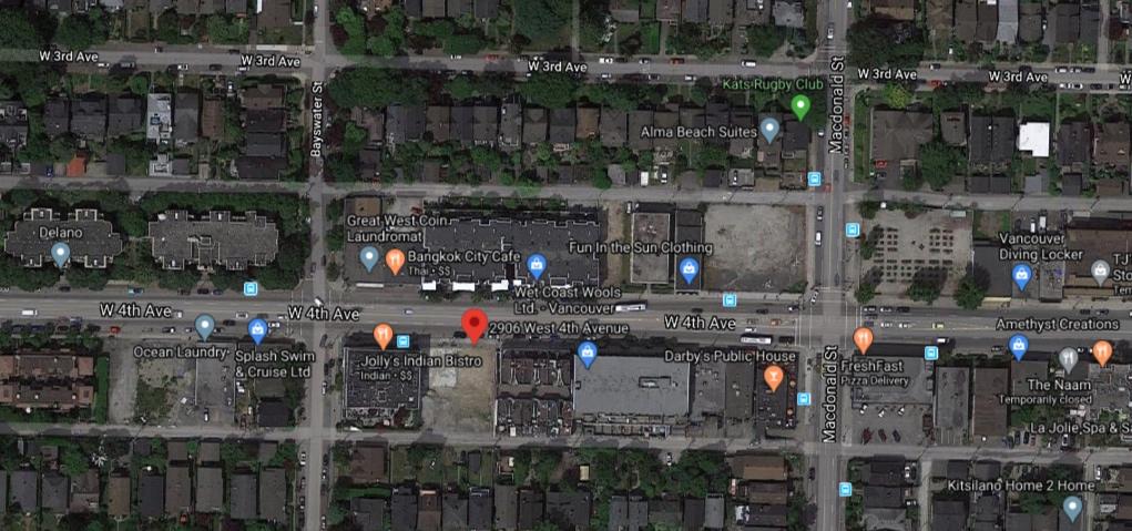 2906 West 4th Avenue Vancouver
