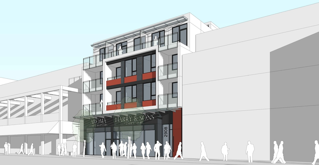 New retail and homes proposed for former Topanga Cafe site