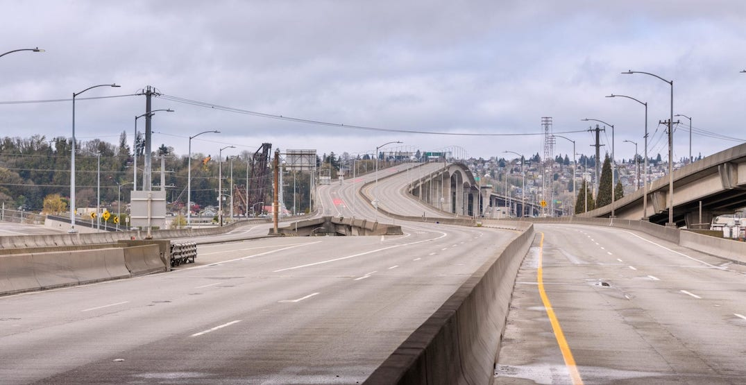 The West Seattle Bridge will open to public traffic by mid-2022