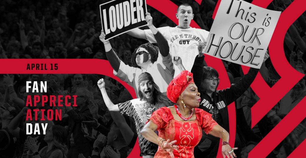 Trail Blazers tell fans how much they miss them (VIDEOS)
