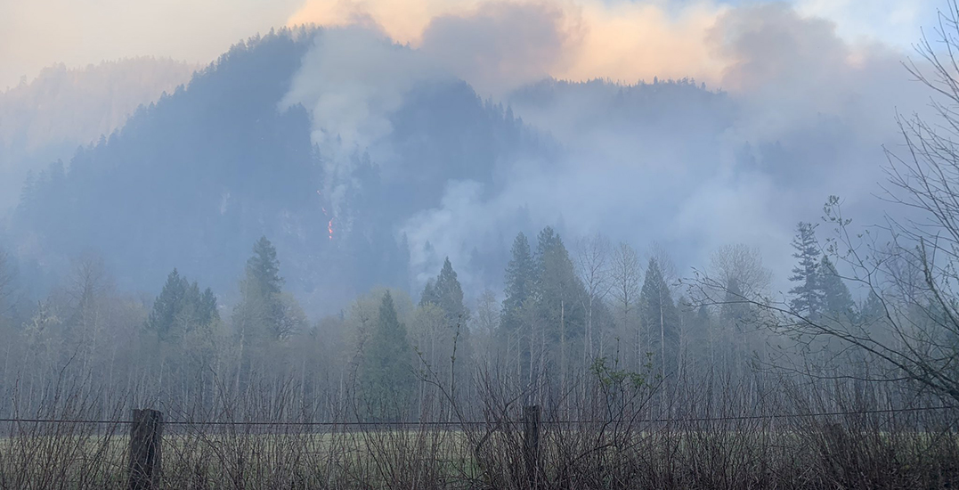 Squamish declares local state of emergency over fast-moving wildfire