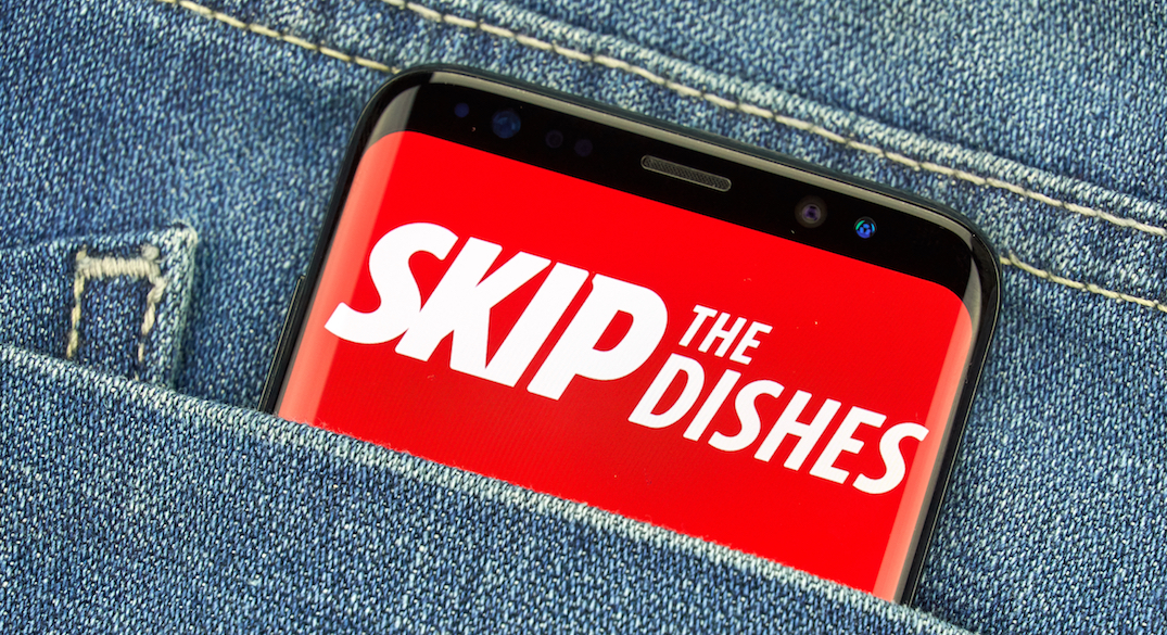 SkipTheDishes giving $15,000,000 to Canadian restaurants