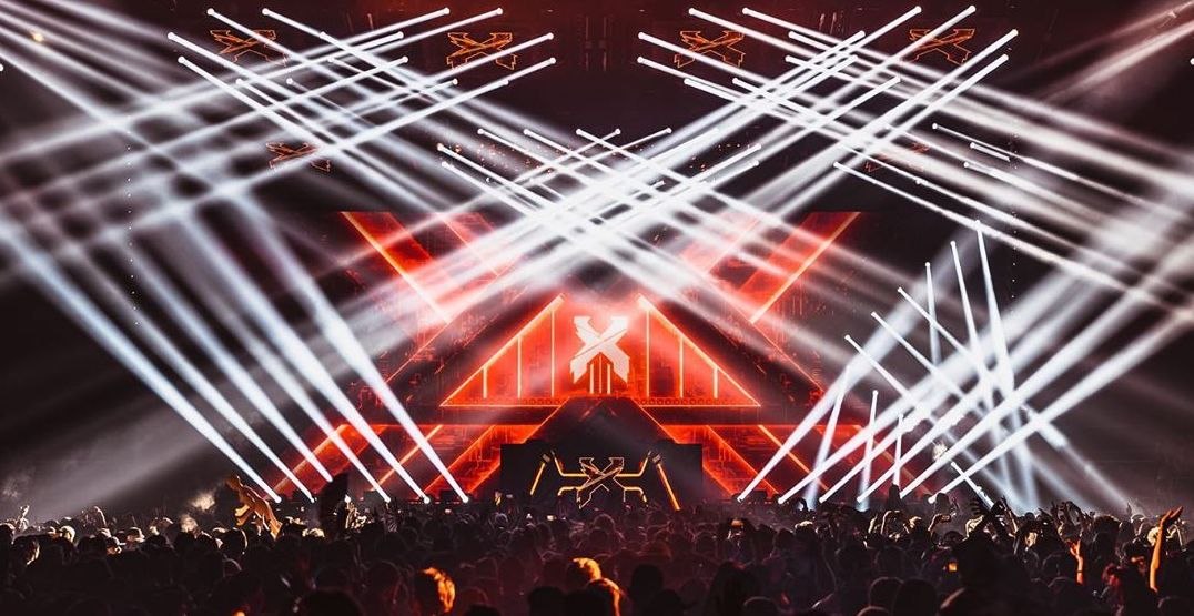 Excision's Couch Lands is broadcasting live this weekend