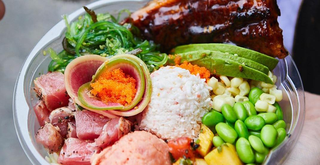 What to eat in and around Seattle today: FOB Poke Bar