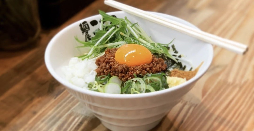 Kokoro Tokyo Mazesoba is opening a new location in Vancouver