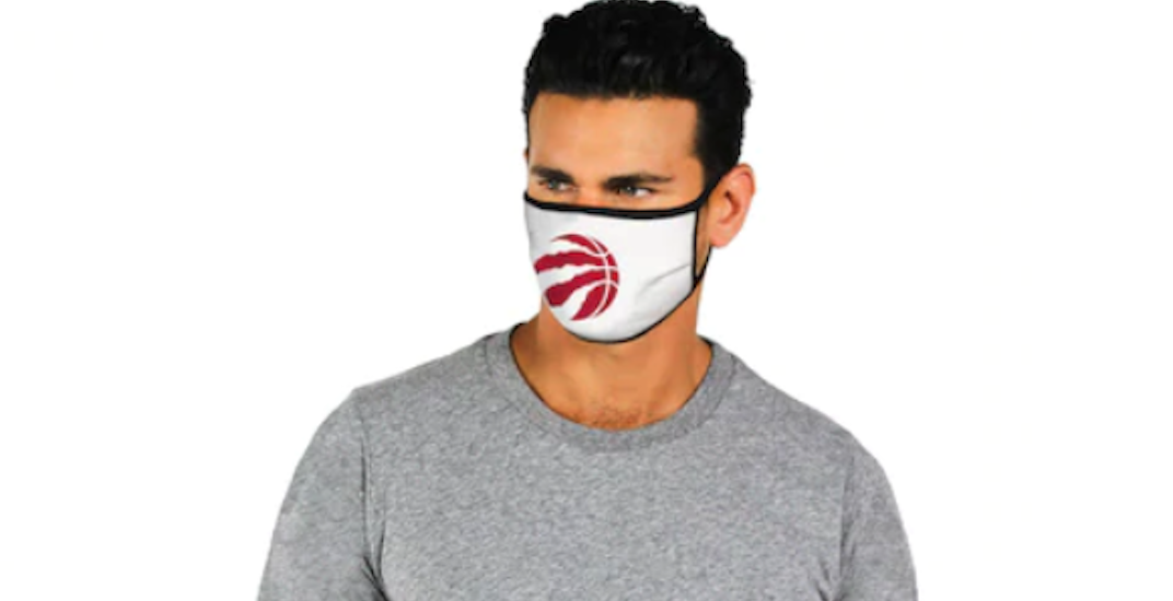 The NBA is now selling team-branded face masks for charity (PHOTOS)