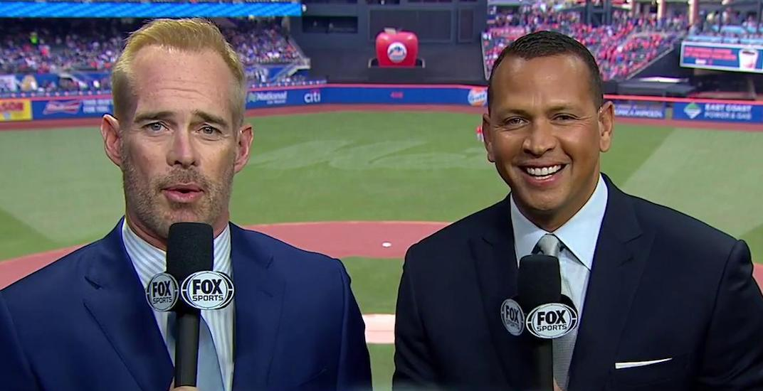 Porn site offers sportscaster Joe Buck $1 million to do play-by-play