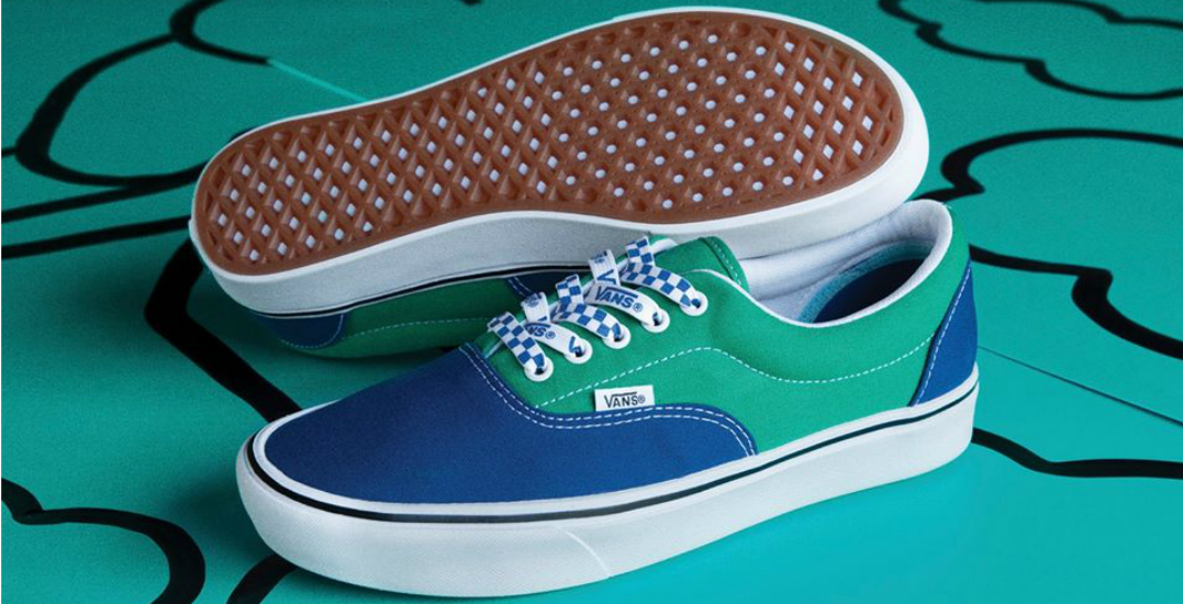 Vans launches shoe customization program to support small businesses