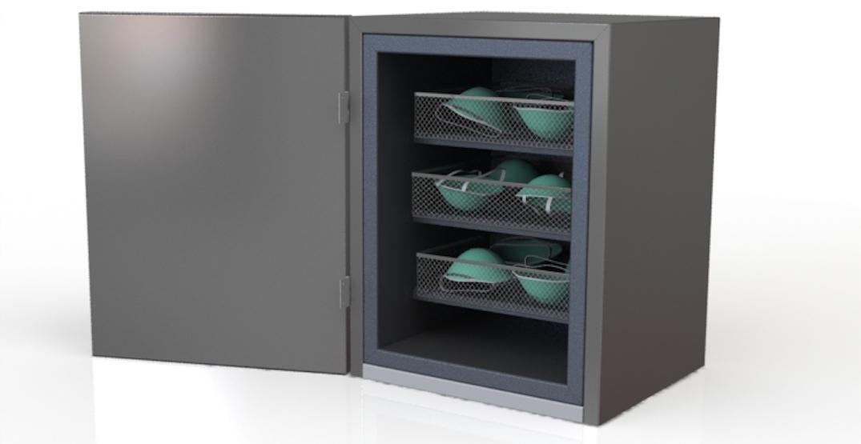 UBC entrepreneurs developing decontamination ovens for medical masks