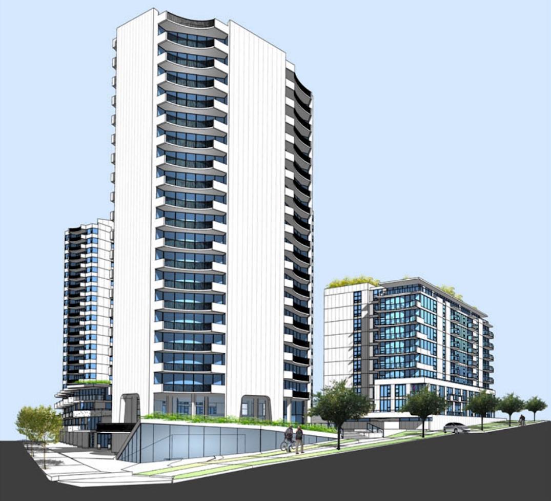 Beach Towers 1600 Beach Avenue 1651 Harwood Street
