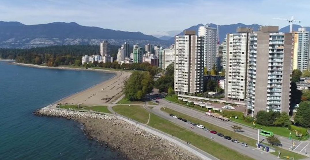 Vancouver West End's four Beach Towers sold for over $300 million