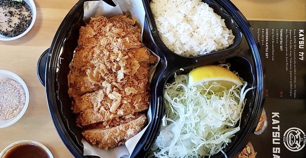 New Japanese spot Katsu San is officially open in Richmond