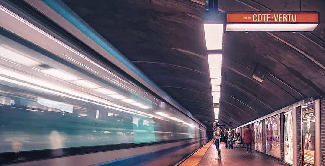 Côte-Vertu metro station delays 3-month closure to next summer