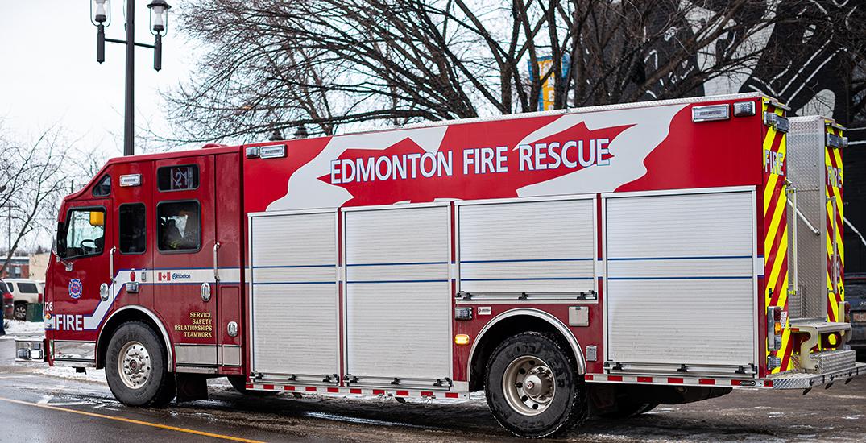One person dead in west Edmonton fire