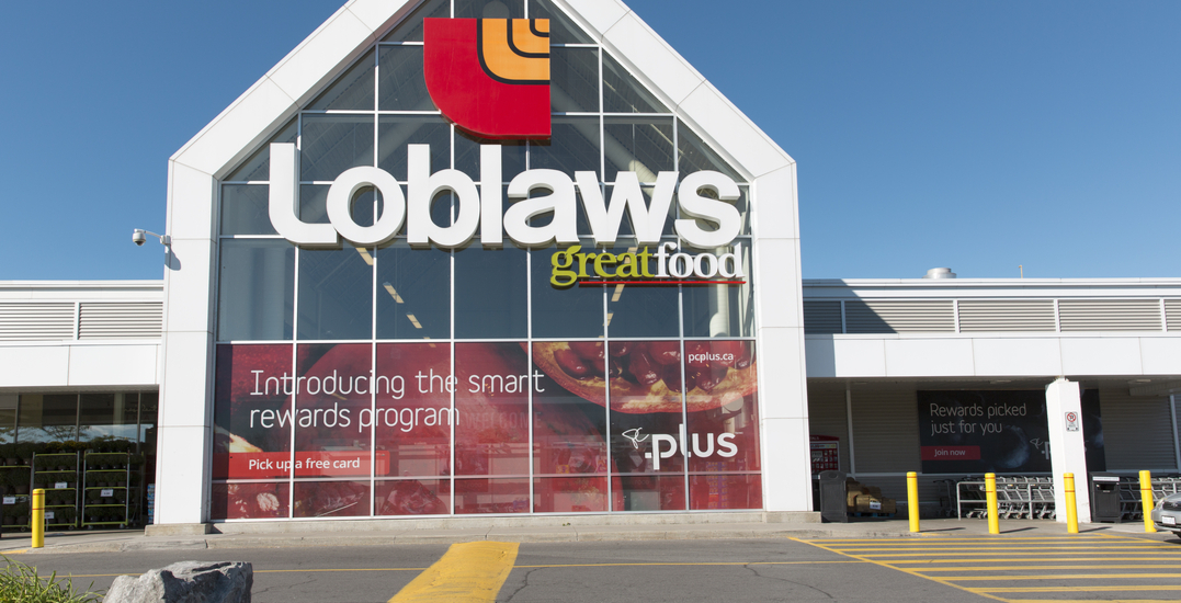 """Healthcare workers to gain """"priority entrance"""" to Loblaw stores"""