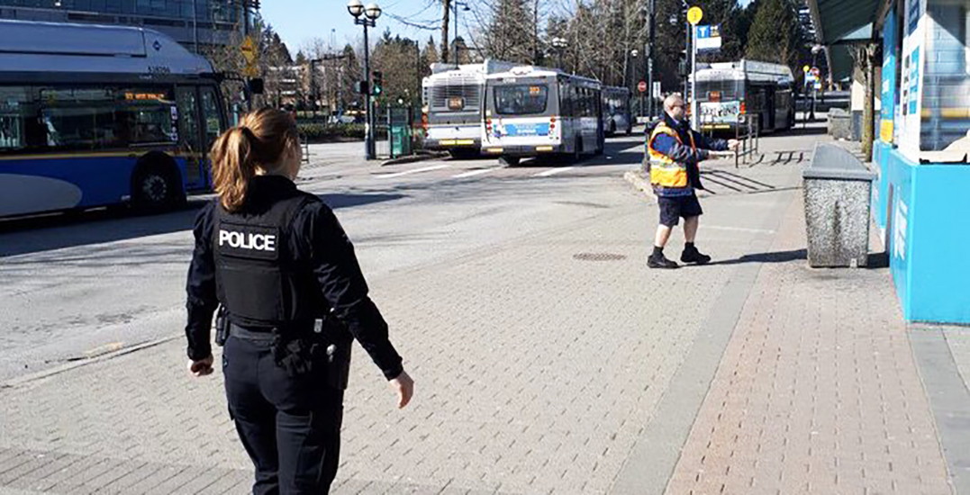 "Transit police investigate after man kicks, cracks bus door out of ""stress"""
