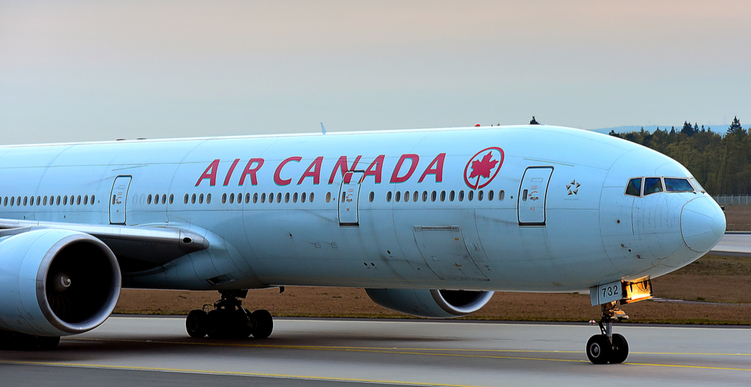 Possible coronavirus exposure reported on another Vancouver flight