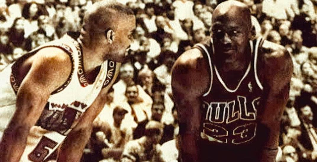 Trash-talking Vancouver Grizzlies player once sparked an epic Michael Jordan moment