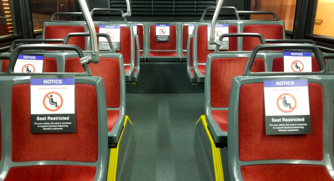 25% of former TTC riders won't take transit until there's a vaccine
