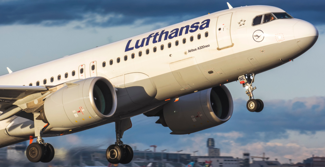 Lufthansa converts passenger aircraft to transport supplies to Germany
