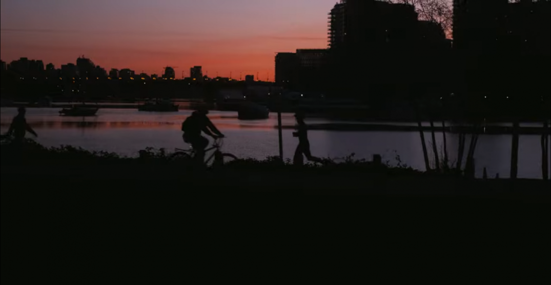 Vancouver cinematographer captures beauty of the city during sunset (VIDEO)