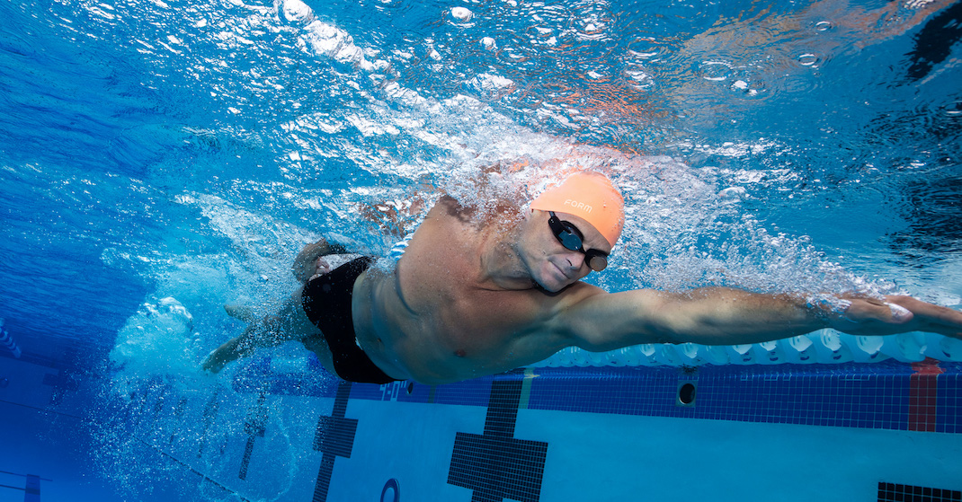Vancouver-based AR swim goggles company raises $12M from investors