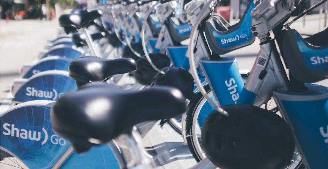 Vancouver's Mobi offering free bike share passes to essential workers