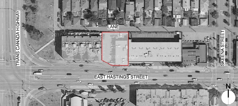 3435 East Hastings Street vancouver