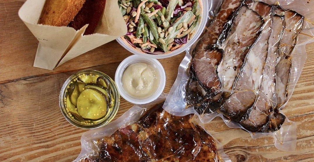 What to order in and around Vancouver today: Belgard Kitchen