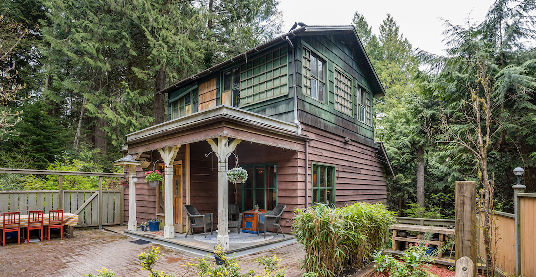 A Look Inside: Historic North Vancouver home of Group of Seven painter listed for sale (PHOTOS)
