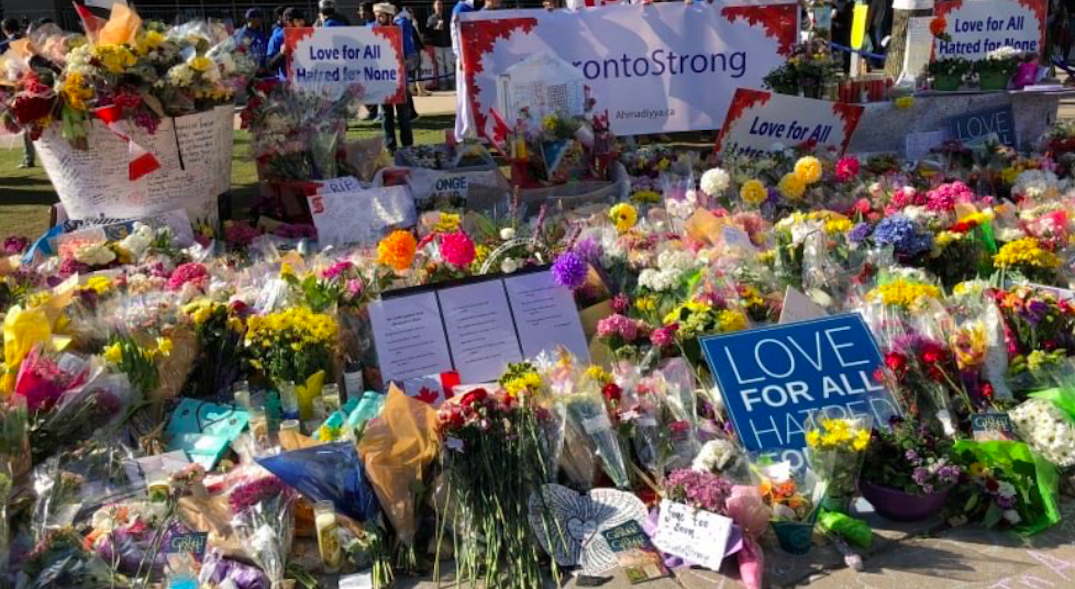 "Toronto ""strong and united"" on the anniversary of the Yonge Street van attack: Tory"