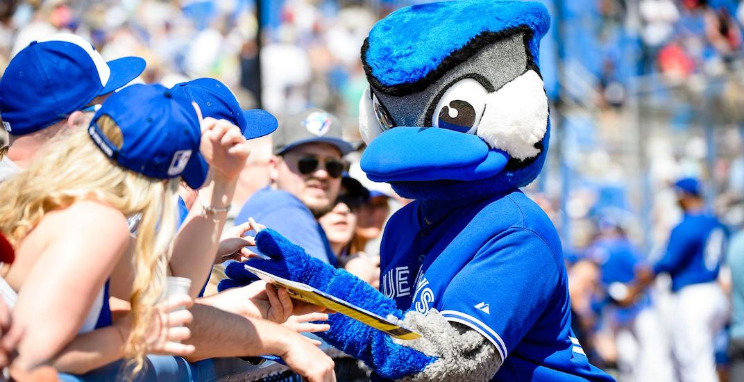 The Blue Jays should give Ace a retro mascot makeover