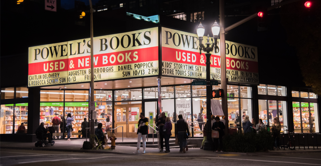 6 books to pick up from Powell's Books on World Book Day