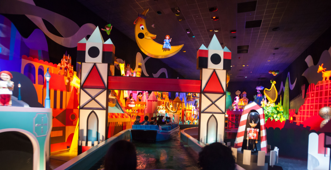 Experience your favourite Disney rides and attractions virtually (VIDEOS)