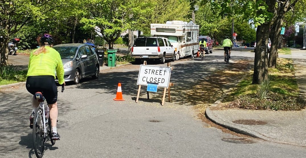 Seattle to add three more neighborhoods to Stay Healthy Streets initiative