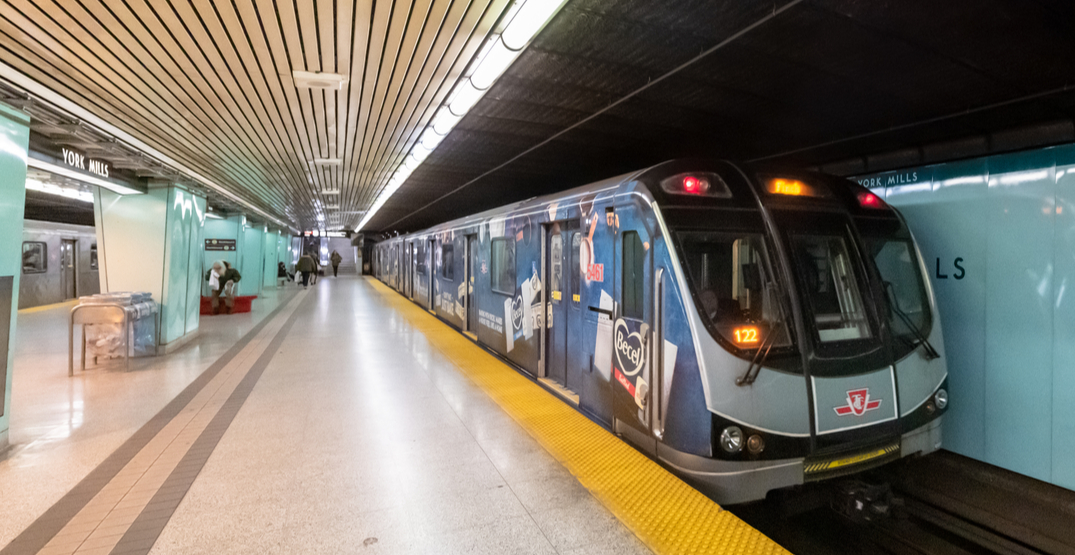 Numerous TTC subway stations will be closed this weekend