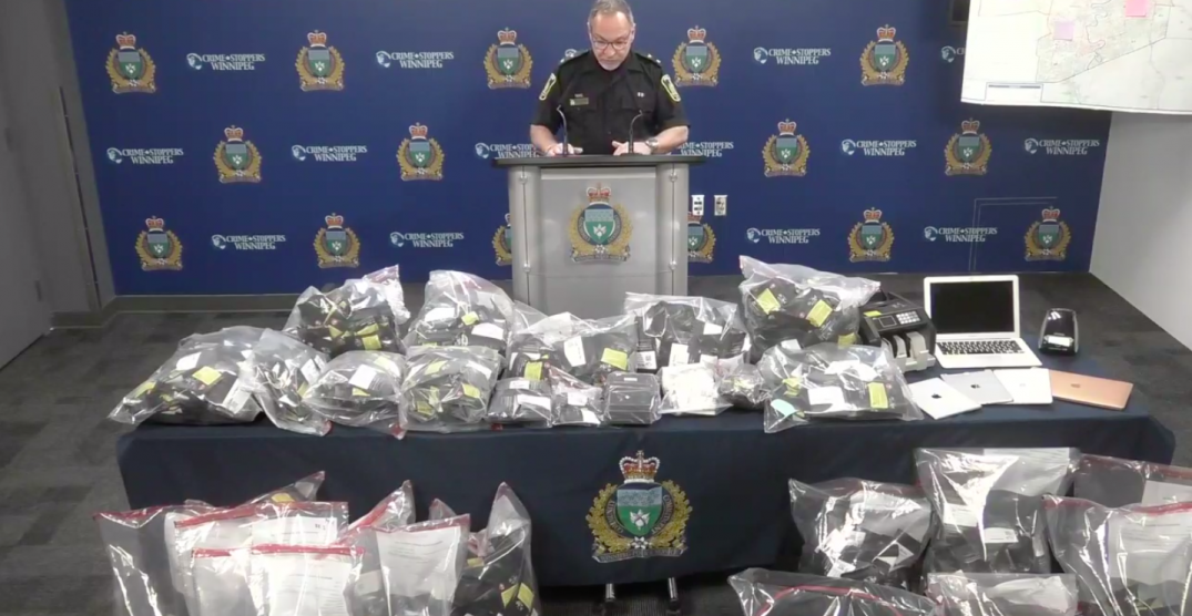 """Over $200,000 of cannabis seized as police shut down """"Dr. Kush"""""""