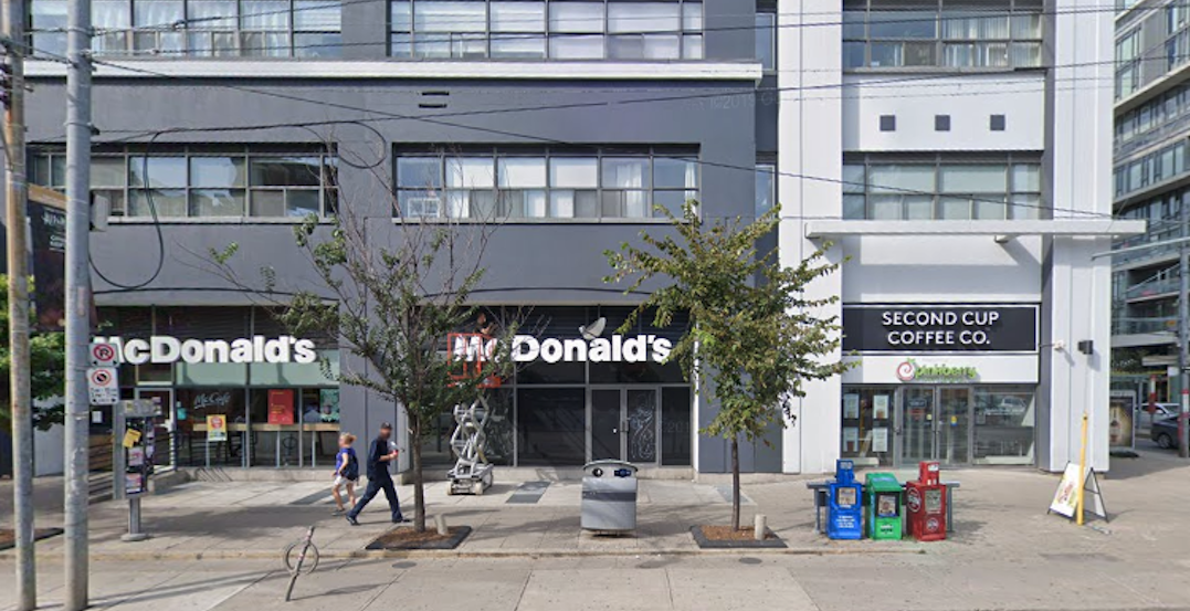 Downtown McDonald's closes after employee tests positive for coronavirus