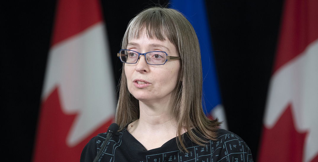 Alberta health officials to provide live COVID-19 update this afternoon