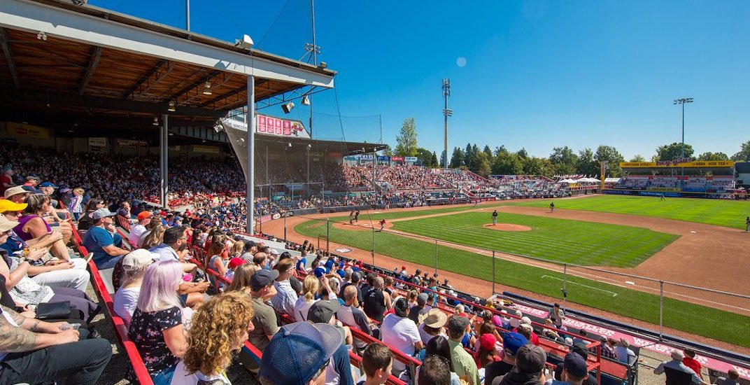 Vancouver Canadians 2020 season officially cancelled