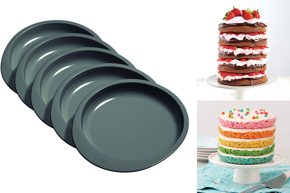 Kitchen Products - Cake Pan Set