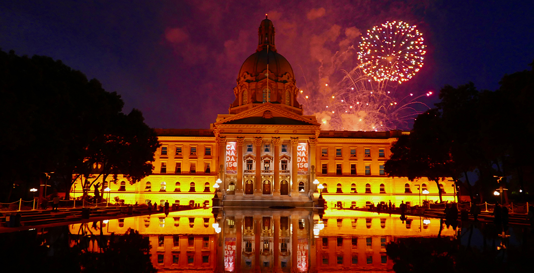 Here's how Edmontonians can celebrate Canada Day this year