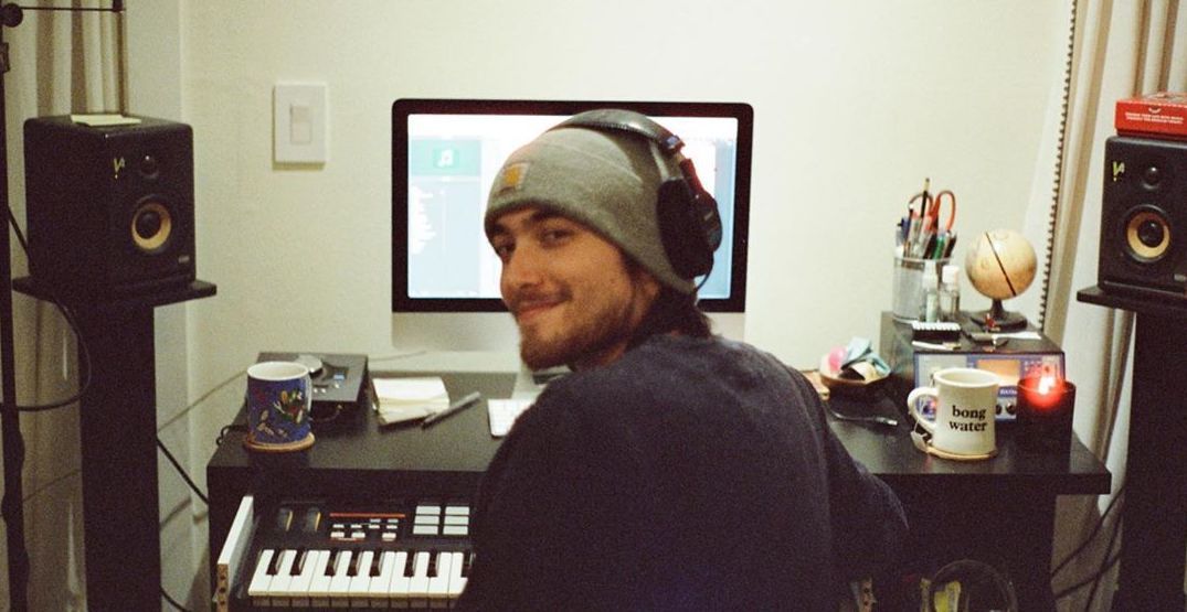 Here's what it's like making music while physical distancing
