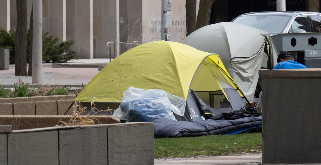 Toronto secures hotel rooms for homeless population during coronavirus
