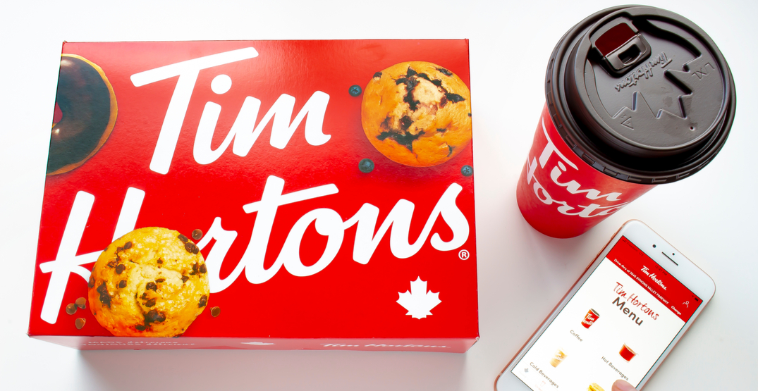 "Tim Hortons to launch ""Nova Scotia Strong"" doughnut across Canada this week"