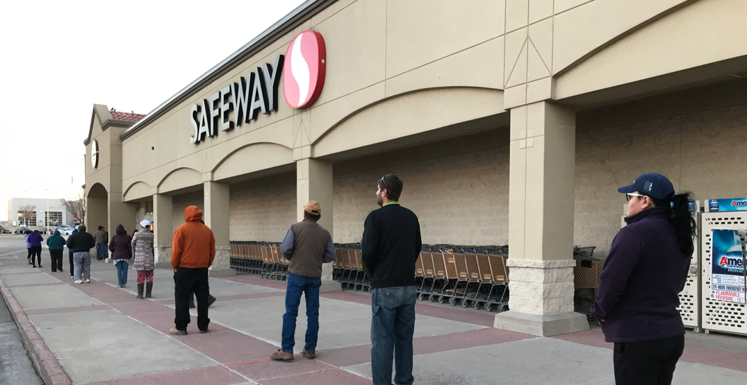 Another Safeway employee in Calgary has tested positive for coronavirus