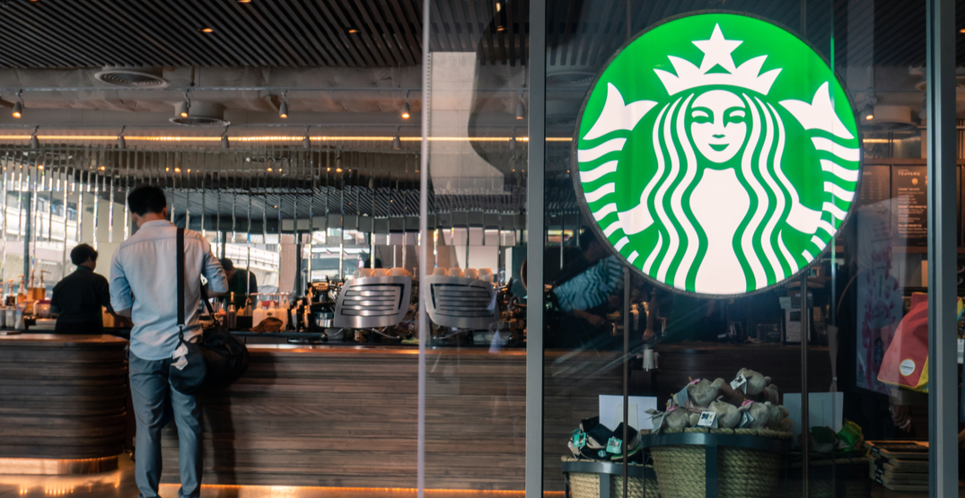 Starbucks plans to resume operations across Canada
