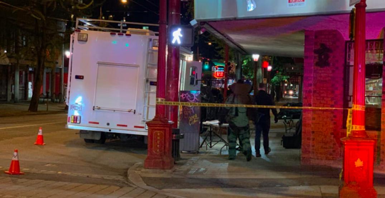 VPD detonates improvised explosive device in Downtown Eastside